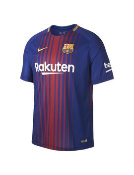 2017/18 Fc Barcelona Stadium Home Herren Fußballtrikot.  by Nike