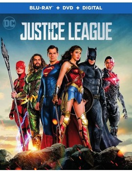 Ay/Dvd] [2017] by Justice League [Bl