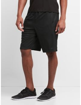 "Gap Fit 9"" Core Mesh Shorts by Gap"