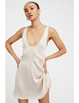 Late Night Shine Slip by Free People