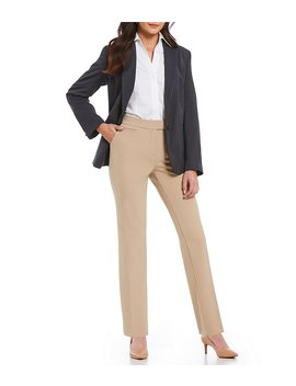 Investments Long Sleeve Button Front Blazer by Investments