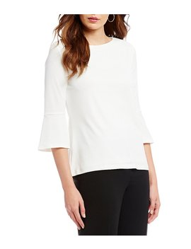 Preston &Amp; York Farley Bell Sleeve Knit Top by Preston &Amp; York