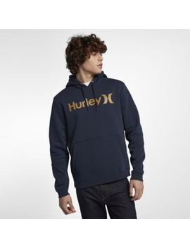 Hurley Check One & Only Men's Fleece Hoodie. Nike.Com by Nike
