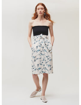 Maryvonne Skirt by Le Fou Wilfred