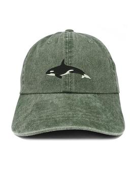 Killer Whale Cap by Trendy