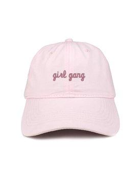 Girl Gang Cap by Trendy
