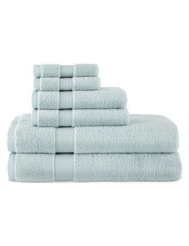 Royal Velvet® Signature Soft 6 Pc. Towel Set by Royal Velvet