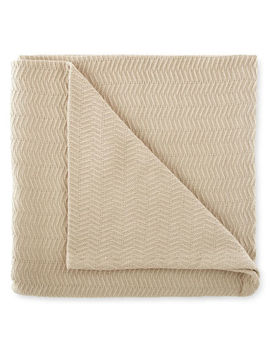 Royal Velvet® Egyptian Cotton Blanket by Royal Velvet