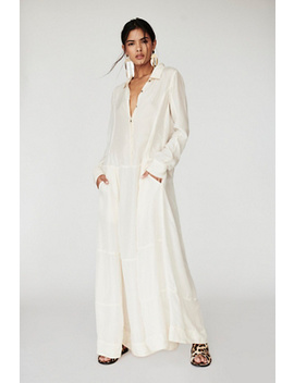 Orion Silk Maxi Dress by Free People