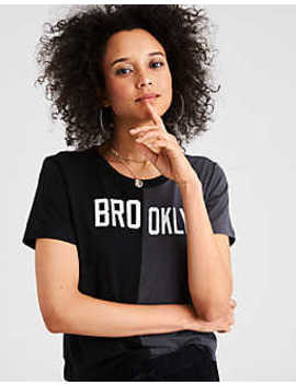 Ae Brooklyn Crew Neck Graphic Tee by American Eagle Outfitters