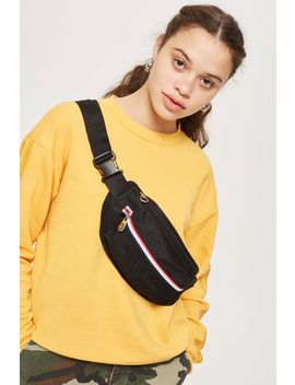 Navy Bumbag By Champion by Topshop