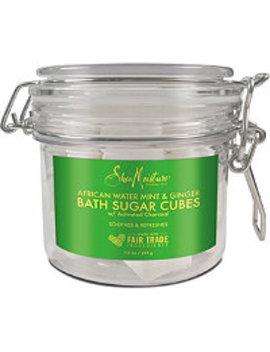 African Mint Bath Sugar Cubes by Shea Moisture