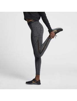 Nike Pro Hyper Cool Women's Training Tights. Nike.Com Gb by Nike