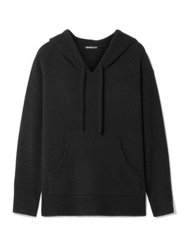 Cashmere Hooded Top by James Perse