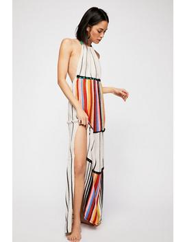 Mardi Gras Knit Maxi Dress by Free People