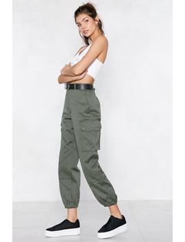 Survivor Utility Pants by Nasty Gal
