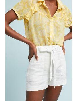 Sasha Linen Shorts by Sanctuary