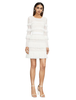 Darin Floral Lace Dress by Bcbgmaxazria