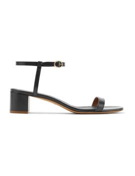 Leather Sandals by Mansur Gavriel