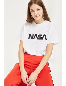 Nasa Diamante T Shirt By Tee & Cake by Topshop