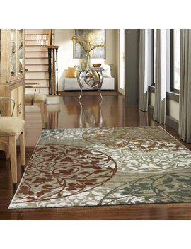 Mohawk Home Medallion Printed Area Rug by Mohawk Home