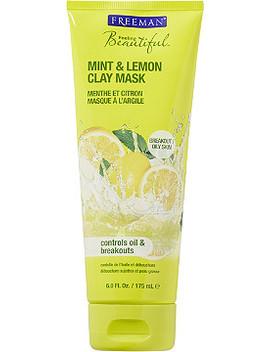 Mint & Lemon Facial Clay Mask by Feeling Beautiful