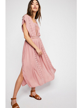 Sway Away Pieced Maxi Dress by Free People