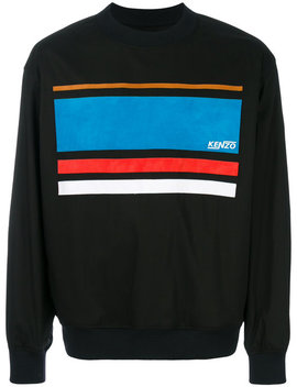 Stripe Sweatshirt by Kenzo
