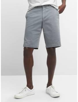 """12"""" Washwell Vintage Wash Shorts With Gap Flex by Gap"""