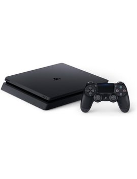 Sony Play Station 4 Slim 500 Gb Gaming Console, Black, Cuh 2115 A by Sony
