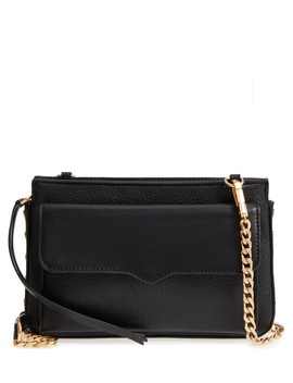Small Bree Leather Crossbody Bag by Rebecca Minkoff