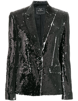 Two Tone Sequinned Jacket by Unconditional
