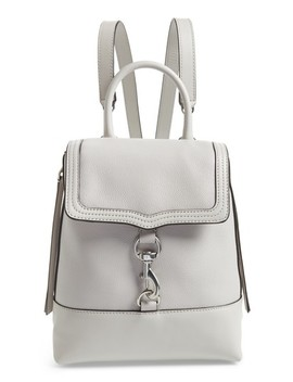 Bree Leather Convertible Backpack by Rebecca Minkoff