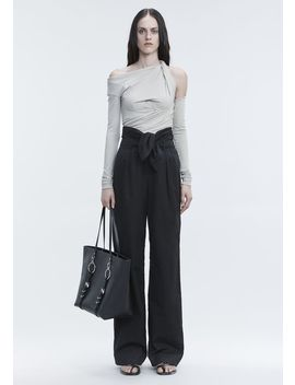 Bustier Ruched Top by Alexander Wang