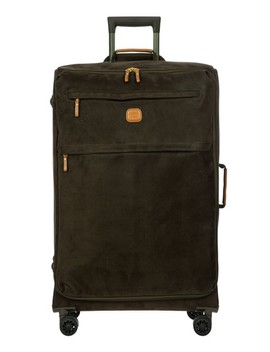 Life Collection 30 Inch Wheeled Suitcase by Bric's