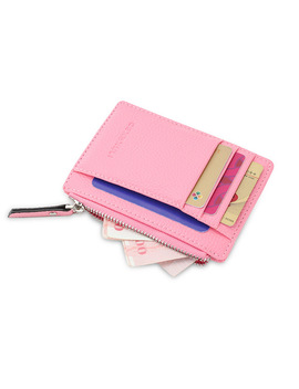 2017 Hot Selling! Mens/Womens Mini Id Card Holders Business Credit Card Holder Pu Leather Slim Bank Card Case Organizer Wallet by Shop2962208 Store