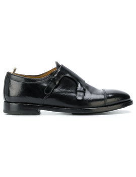 Sandie Double Monk Shoes by Officine Creative