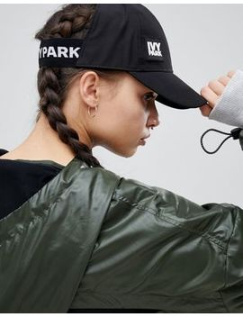 Ivy Park Backless Cap by Ivy Park