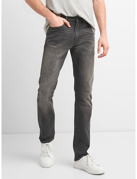 Washwell Jeans In Slim Fit With Gap Flex by Gap