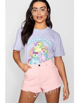 Harper My Little Pony T Shirt by Boohoo