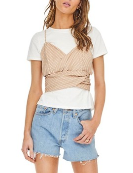 Maddie Layered Look Top by Astr The Label