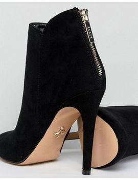 Lipsy Black Ankle Boot by Lipsy