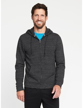 Full Zip Fleece Hoodie For Men by Old Navy