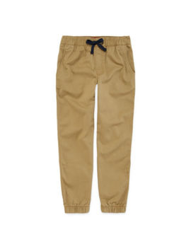 Arizona Woven Jogger Pants   Boys 4 20 And Husky by Arizona