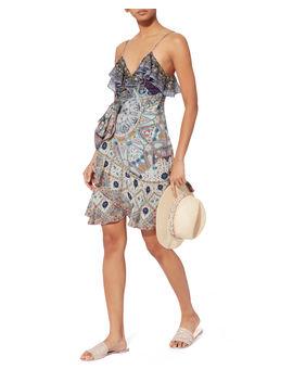 Tatiana Frill Dress by Camilla