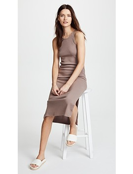 Rib Tank Dress by Stateside