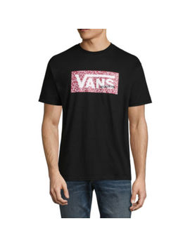 Vans Short Sleeve Logo Graphic T Shirt by Vans