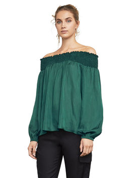 Milou Off The Shoulder Top by Bcbgmaxazria