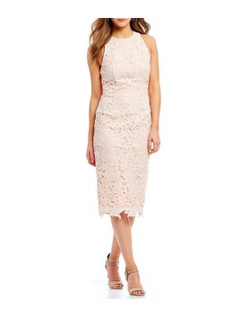 Peggy Lace Midi Dress by Antonio Melani