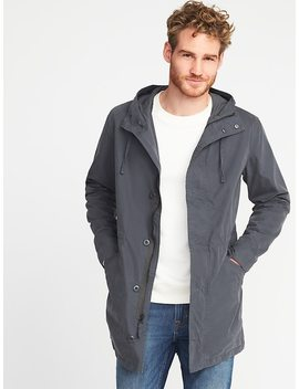 Hooded Anorak For Men by Old Navy